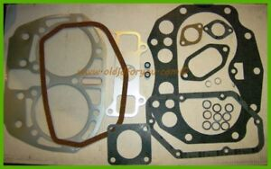 Af1075r John Deere G Head Gasket Set Includes Lead Washers Re524064