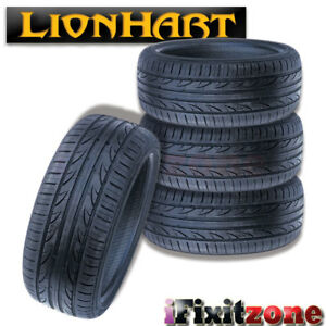 4 Lionhart Lh 503 215 45zr17 91w Xl All Season High Performance Tires 215 45 17