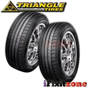 2 Triangle Th201 255 30r22 95y Ultra High Performance Tires