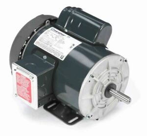 1 Hp 1725rpm 56 Frame 115 230v Tefc Marathon Electric Motor new free Shipping