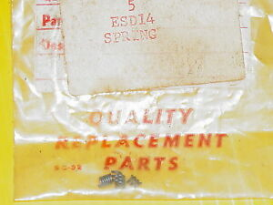 New Snap On Tools Esd14 Esd 14 Replacement Spring