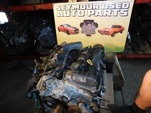 2008 Ford Escape Tribute Mariner 3 0l V6 Dohc Engine Vin 1 Tested 76k Miles
