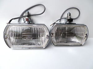 1969 70 Shelby Mustang Nos Square 8 Lucas Lights We Also Have 1968 Shelby Units