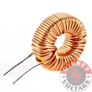 20pcs 330uh 3a Toroid Core Inductor Wire Wind Wound