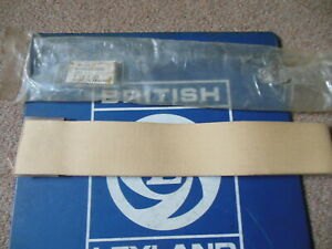 Nos Stanpart Tan Soft Top Webbing With Lift A Dot Fastener Triumph Tr4 611734