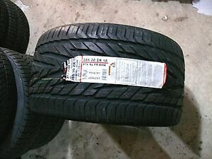 General Exclaim Uhp Tires 285 30 18 Zr Rated Porsche 911 993 Z06 E55 Sl M5 M3