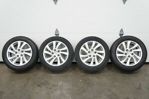 Oem Factory Wheels Mazda 3 2012 2013 Original Rims With Tires 205 55r16 16 Inch