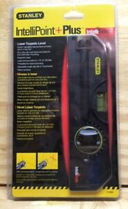 Stanley 77 009 intellitools Intellipoint Plus Laser Torpedo Level