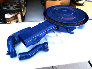 1969 70 Shelby Gt 500 428cj Air Cleaner Ram Air Cobra Jet Mustang With Nos Wing