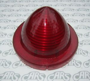 1959 Buick Tail Light Lens Oem 5949897 Tail Lamp Lens