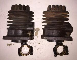 Maytag Twin Cylinder Engine Pistons Cylinders Rods Rings Hit And Miss Motor