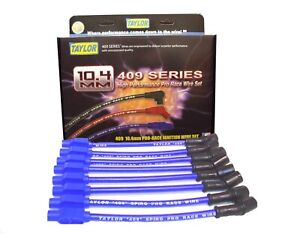 Taylor Cable 79605 409 Spiro Pro 10 4mm Ignition Wire Set