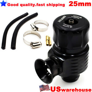 25mm Turbo Bov Diverter Dump Blow Off Valve Fits Audi Vw Golf Skoda Mk4 Gti 1 8t