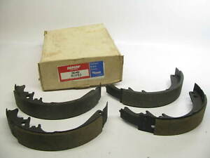 Relined Raybestos 364b Rear Drum Brake Shoes