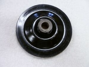 Nos Ford Power Steering Pulley 65 66 67 68 69 70 Mustang Torino Cougar 390 428