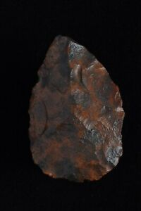 Ovate Base Knife Blade Suwannee County Florida Arrowhead