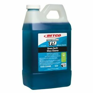 Betco Green Earth Glass Cleaner 2 Liter Case Of 4