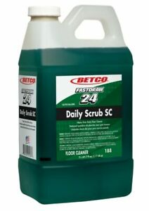 Betco Daily Floor Scrub Sc 2 5 Gallon Pack Of 4