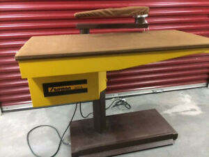Vacuum Table For Textiles sewing