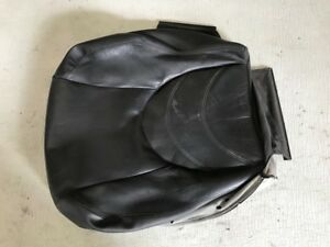 2001 2006 Jaguar Xk8 Xkr Front Right Bottom Leather Seat Cover Oem 01 06