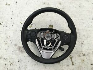 2014 2015 2016 Toyota Corolla S Steering Wheel W Control Switch Oem 14 15 16