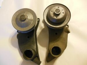 1949 Ford Water Pumps Left Right Nos Replacement 8 Cylinder Wide Belt 5 8