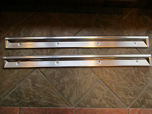 1969 1970 1971 1972 1973 Imperial 2dr Sill Plates