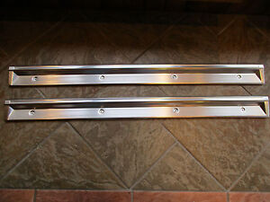 1969 1970 1971 Plymouth Sport Fury 2dr Convertible Sill Plates