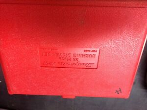 Snap On A257 Large Bushing Seal Driver