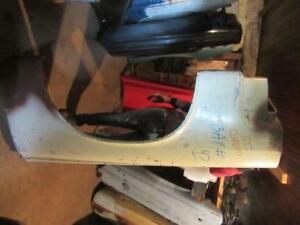1965 Coronet 500 Dodge B body Left Front Fender 65 Mopar Good Used Oh47