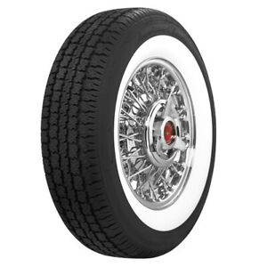 American Classic Whitewall Radial P205 75r15 96s 2 1 2 Ww quantity Of 1