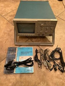 Tektronix Tds 340 100mhz 500ms s 2 channel Digital Storage Oscilloscope
