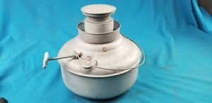 Antique Perfection Burner Font Tank Reservoir 500 Smokeless Kerosene Oil Heater