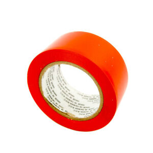 2 Orange Electrical Tape Case Of 36 Rolls