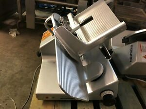 Bizerba Se12 Commercial 12 Heavy Duty Manual Meat Cheese Deli Slicer Works Well