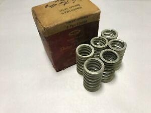 1933 1934 1935 1936 1937 1938 39 40 Plymouth Dodge Nos Mopar Valve Springs 6
