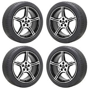 19 Ford Mustang Gt California Special Wheels Rims Tires Factory Oem Set 10220