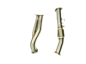 Obx Racing Turbo Exhaust Downpipe Fits 08 To 13 Subaru Legacy Gt 2 5t