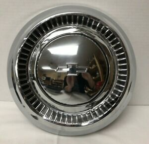 1964 Chevrolet Impala Bel Air Biscayne Hubcaps Dog Dish Poverty