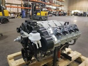 Ls 427 Engine W Dohc