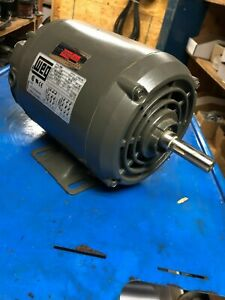 Weg 75 Hp Electric Motor