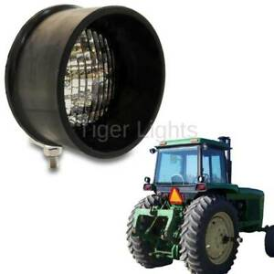 Led Round Tractor Light bottom Mount tl2080 oem Re19079 Ar85260 A145495