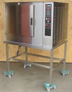 Groen Cc20 e Commercial Electric Combi Convection Oven Steamer On Stand 3ph 480v