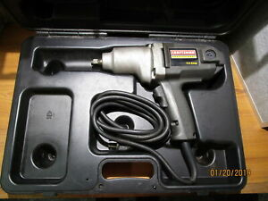 Craftsman Professional Electric 1 2 Impact Wrench 900275132