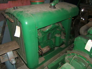 Winch Drive Power Unit With A Detroit Diesel 3 71 id 454
