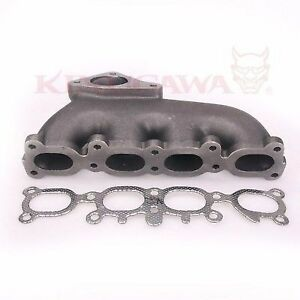 Turbo Exhaust Manifold Mazda 1 8l 2 0l Premacy Mav 323 Subaru Turbo Flange