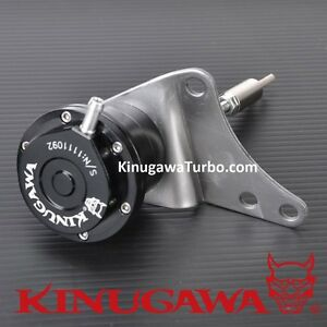 Kinugawa Billet Adjustable Turbo Actuator Subaru Wrx Forester Td04l 08 1 8bar
