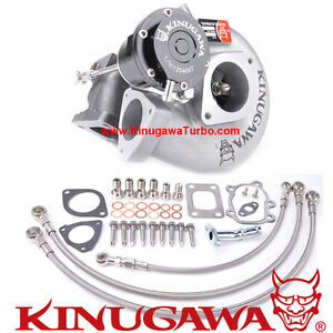Kinugawa Turbocharger For Nissan Sr20det Silvia S14 15 Td05h W garrett 60 1wheel