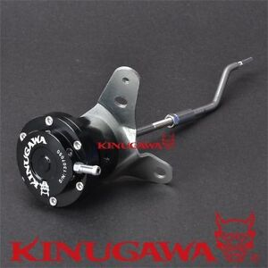 Billet Adjustable Turbo Wastegate Actuator Mitsubishi 4g63t Td05h Evo 3 Vr4 Dsm