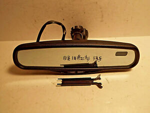 2002 Infinity I35 Interior Rear View Mirror used